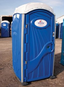 Permanent Portable Toilet Service in Buffalo NY