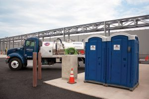 Temporary Portable Toilet Service in Buffalo NY